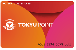 TOKYU POINT CARD 2