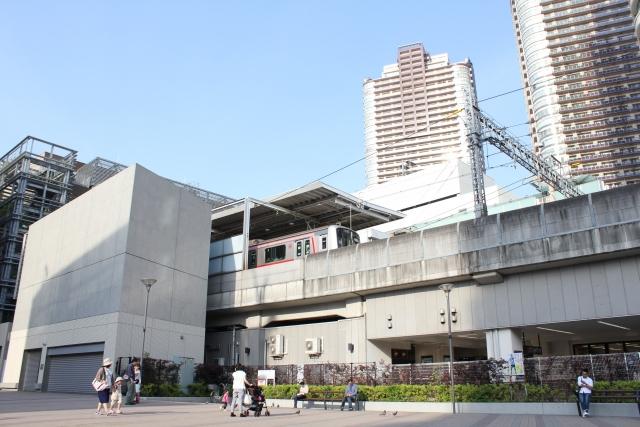 武蔵小杉3